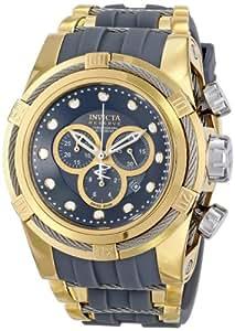 Invicta Men's 14407 Bolt Analog Display Swiss Quartz Grey Watch