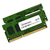 CERTIFIED FOR APPLE 4GB Kit (2 x 2GB) RAM Memory for MacBook Pro Late-2007 Models MA895LL/A MA896LL/A MA897LL/A DDR2-667 PC2-5400 200p SODIMM Upgrade