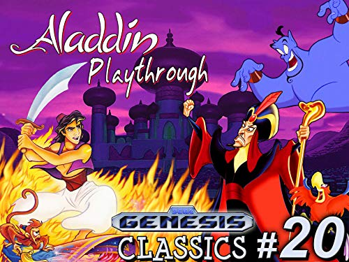 Clip: Aladdin Playthrough (Genesis Classics 20) on Amazon Prime Video UK