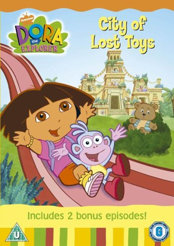 Dora the Explorer: City of Lost Toys [DVD]