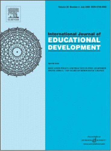 HIV/AIDS and Education: a study on how a selection of school governing bodies in Mpumalanga understand, respond to and implement legislation and policies ... Journal of Educational Development]