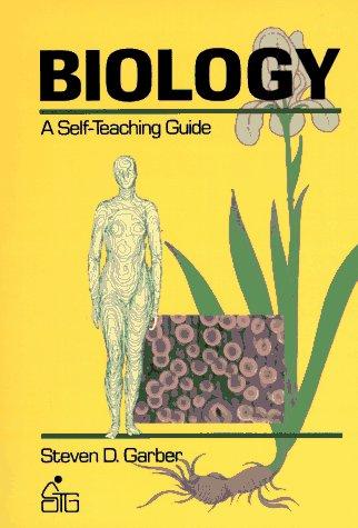 Biology: A Self-Teaching Guide