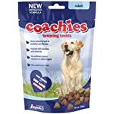 Coachies Dog Training Treats Poultry, Beef, Lamb and Chicken Flavour 200g
