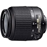 Nikon 18-55mm f/3.5-5.6G ED II AF-S DX Nikkor Zoom Lens