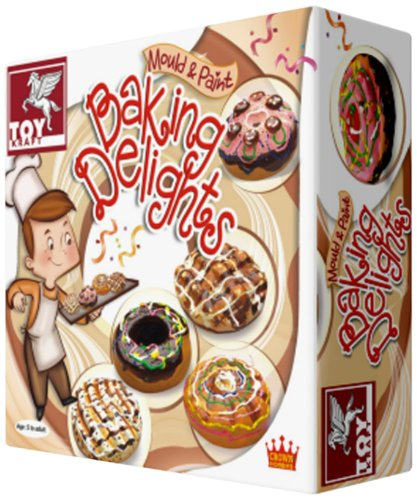Toy Kraft M And P - Baking Delights, Multi Color