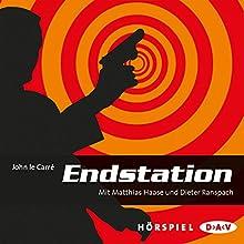 Endstation Hörspiel von John le Carré Gesprochen von: Matthias Haase, Dieter Ranspach
