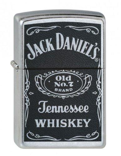 Zippo 1230095 - Accendino 207 - Jack Daniel's Label