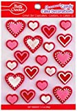 Cake Mate Valentine'S Day Candy Cake Decorations, 1.4 Ounce Boxes (Pack of 6)