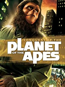 Conquest Of The Planet Of The Apes Cover