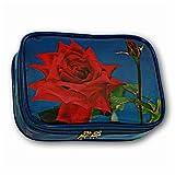 3D Lenticular Prado Purse, 3-D Image, 3-D Red Rose For The Lovers, SSP-438-Prado