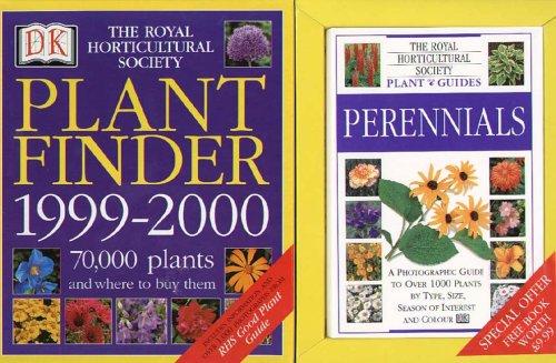 RHS Plantfinder & Perennials Book