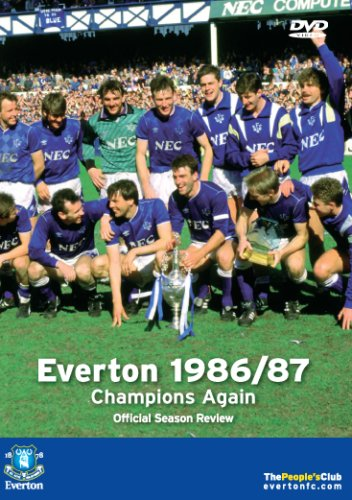 Everton FC - Champions Again! 1986/1987 Season Review [DVD]