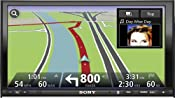 Amazon.com: Sony XNV-770BT 7-Inch WVGA In-Dash A/V Receiver with Bluetooth, USB, Satellite/HD radio ready, and Integrated Navigation from TomTom: Car Electronics