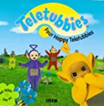 """Teletubbies"": Four Happy Teletubbies"