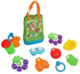 Fisher-Price Laugh and Learn Sing n' Learn Shopping Tote Infant, Baby, Child