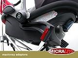 Micralite マイクラライト・カーシート・アダプター