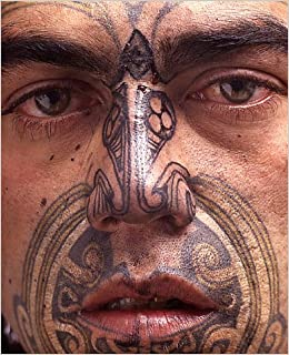 Moko: Maori Tattoos: Hans Neleman: 9783908161967: Amazon.com: Books