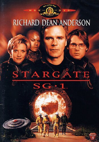Stargate SG-1 Stagione 01 Volume 04 Episodi 14-17 [IT Import]