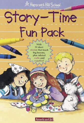 Story-Time Fun Pack (Hopscotch Hill School: American Girl)