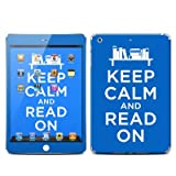 Apple iPad Mini Retina(旧iPad mini非対応)用スキンシール【Keep Calm - Read】