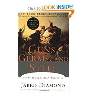 Guns, Germs, and Steel - Jared M. Diamond