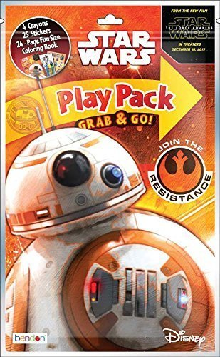 Star Wars BB8 Play Pack Grab and Go - 1