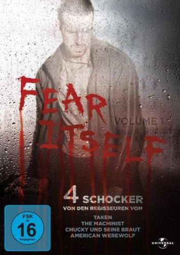 Fear Itself, Season 1 - Volume 1 [4 DVDs]