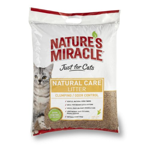 Nature's Miracle Just for Cats Corn Cob Cat Litter