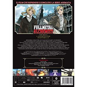 Fullmetal Alchemist - The Movie - Il conquistatore di Shamballa [Import italien]