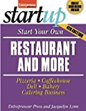 img - for By Entrepreneur Press Start Your Own Restaurant and More: Pizzeria, Cofeehouse, Deli, Bakery, Catering Business (StartUp S (Fourth Edition) book / textbook / text book
