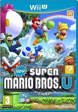 New Super Mario Bros U (Wii U)