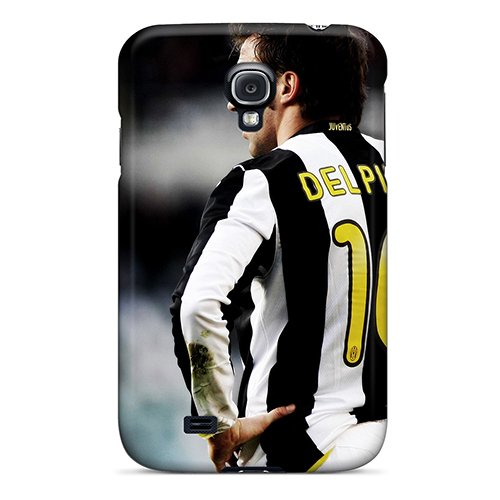 Ultra Slim Fit Hard Anne Marie Harrison Case Cover Specially Made For Galaxy S4- The Player Number 10 Of Sydney Alessandro Del Piero back-785166