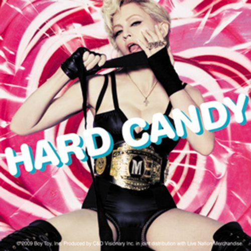 Licenses Products Madonna Hard Candy Sticker