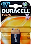 DURACELL PLUS MN1604 K1 (Pack of 1) 9V (Pack of 1) (U-G2504)