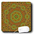 3dRose LLC 8 x 8 x 0.25 Inches Mouse Pad, Kaleidoscope (mp_11721_1)