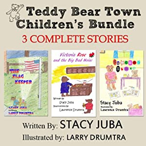 Teddy Bear Town Children's Bundle | [Stacy Juba]