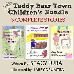 Teddy Bear Town Children's Bundle Audiobook