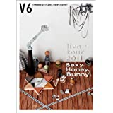 V6 live tour 2011 Sexy.Honey.Bunny! [DVD]V6�ɂ��