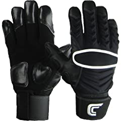 Cutters The Reinforcer Football Gloves by Cutters