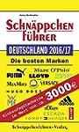 Schn�ppchenf�hrer Deutschland 2016/17...