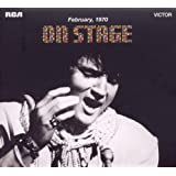 On Stage/In Person (Legacy Ed)by Elvis Presley