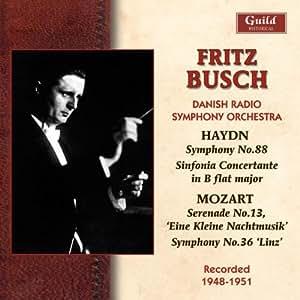 Oeuvres De Haydn Et Mozart