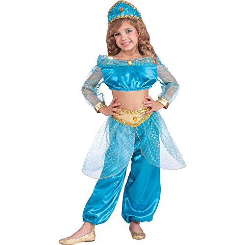 Arabian Princess Costume – Child Small image