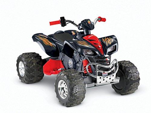 Fisher-Price Power Wheels Hot Wheels Kawasaki KFX