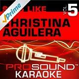 Beautiful (Karaoke Instrumental Track) [In the Style of Christina Aguilera]