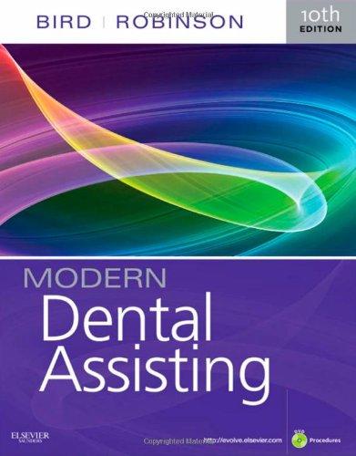 Modern Dental Assisting, 10e