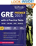 GRE� Premier 2015 with 6 Practice Tes...