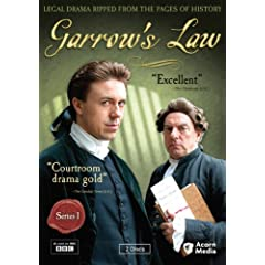 Garrow's Law: Series One: Andrew Buchan, Alun Armstrong, David Barrass, Sean Biggerstaff, Anthony Bowers, James Bradshaw, Teresa Churcher, Michael Culkin, Rupert Graves, Frances Grey, Kris Haddow,