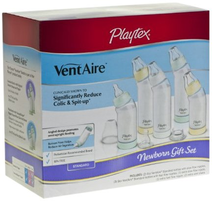 Playtex VentAire Advanced Standard Bottle Gift Set (Discontinued by Manufacturer) - 1