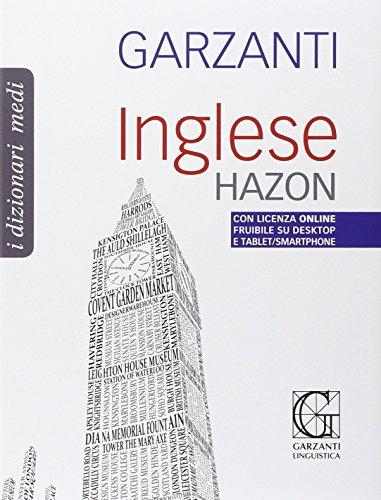 Garzanti Italian to English and English to Italian Dictionary (Dizionario Garzanti Medi0 Italian Inglese e Inglese Italiano) (English and Italian Edition) (Italian Dictionary Garzanti compare prices)